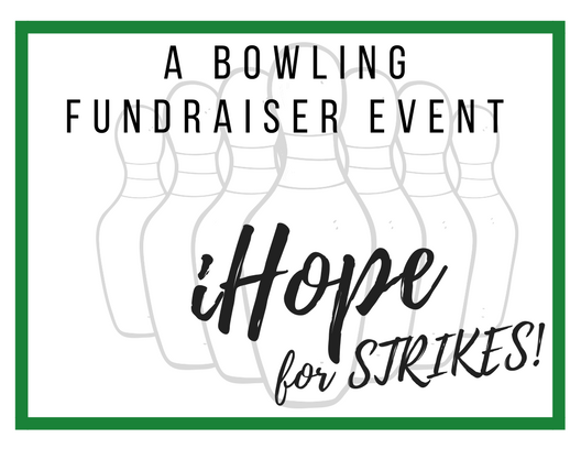 iHope for Strikes graphic simple