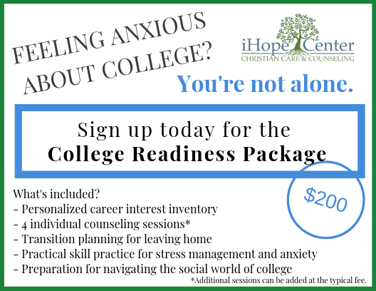 Anxious About College?