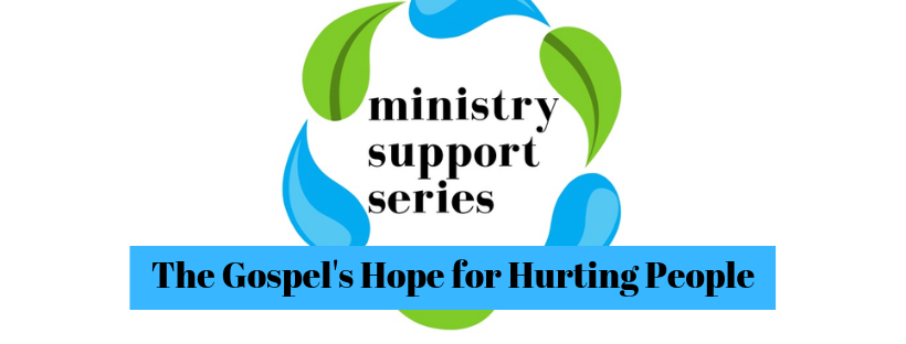 The Gospel's Hope for Hurting People
