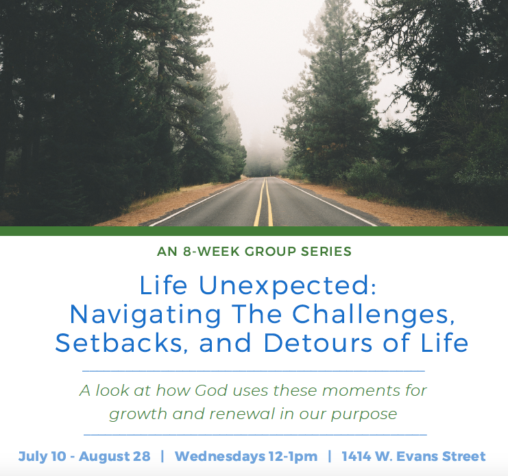 Life Unexpected flier
